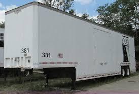 100 Kentucky Truck And Trailer 1982 Dry Van Trailer Item G2048 SOLD August 15