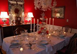 Dining Room Centerpiece Ideas Candles by Decorations Luxury Christmas Table Decoration Ideas With Tiered
