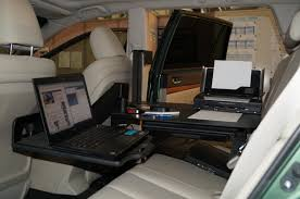 Universal Car Desk Equipped With A Laptop And Printer To Create A ... Vehicle Laptop Desks From Rammount Mobotron Mount 1017 Laptoptablet Suvs Trucks Tablet Keyboard Accsories Ram Mounts Adapter With Pro Mongoose Mounting Bracket For Chevy Nodrill Freightliner Car Truck Gps Computer Stand Table Ebay Printer All The Best In 2018 Amazoncom Heavy Duty Auto