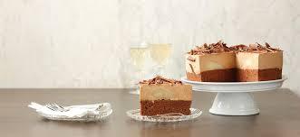nougat birnen torte rezept fini s feinstes