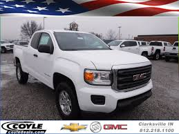 New 2018 GMC Canyon 2WD Extended Cab Pickup In Clarksville #G18268 ... 2017 Gmc Canyon Denali Hartford Courant September Is The Month For Highest Discounts On New Cars Car Decked 52018 Midsize Truck Bed Storage System 2015 Sle 4x4 V6 Review Fullsize Experience Midsize Allnew Brings Safety Firsts To 1000 Mile Mountain Review Hauling Atv Youtube Diesel Another New Changes A Segment 2011 News And Information Nceptcarzcom 2018 4wd In Nampa D480158 Kendall At Slt Sams Thoughts Chevy Slim Down Their Trucks Gm Pushes Into Market