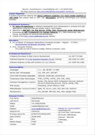Resume Samples For Freshers Mechanical Engineers Doc