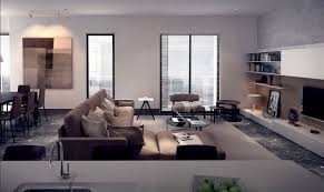 Brown Couch Living Room Design by 20 Creative Living Rooms For Style Inspiration