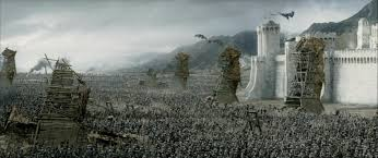 siege tower definition to middle earth it s all narrative