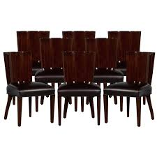Brown Leather Dining Chairs – Mossdental