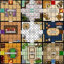 Board Game Cluedo