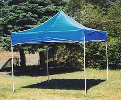 Kanopy Party Shade Steel 10 x 10 Canopy Tent