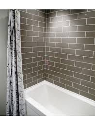 buy metallic gray 4x12 subway tile subway tile wallandtile