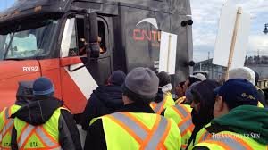 Strike Averted As Container Truckers In Metro Vancouver Reach ... Brazil Close To Paralysis As Truckers Strike Stops Fuel Deliveries Union Join At Port Metro Vancouver Truck Driver Strike Youtube Irian Truckers Launch Another Protest Rising Costs A Look Behind Baylor Truckings Pay Raise And Dc Truck 1940 Ca 3 This Image Is Of An Unidenti Flickr Drivers Vow Shut Down Ports Over Emissions Rules Crosscut Security Forces Deployed Trucker Upends Brazilian Economy Suspend Government Subsidize Diesel Trucking Begins Long Beach Los Angeles Press Mumbai Supplies To Be Hit As Allindia Enters Day 4
