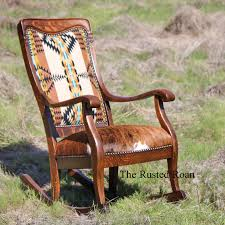 Wool & Cowhide Vintage Tiger Oak Rocking Chair - The Rusted Roan Mainstays Cambridge Park Wicker Outdoor Rocking Chair Walmartcom Seattle Mandaue Foam Ikea Lillberg Rocker Chair In Forest Gate Ldon Gumtree Cheap Wood Find Deals On Line At Simple Wooden Rocking 34903099 Musicments Indoor Wooden Chairs Cracker Barrel 10 Best Modern To Buy Online Best Chairs The Ipdent For Heavy People 600 Lbs Big Storytime By Hal Taylor Intertional Concepts Slat Back Ikea Pink