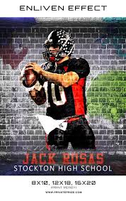 Jack Rosas Football High School Sports