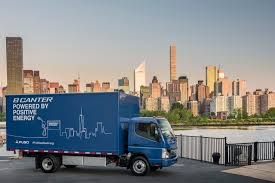 100 Fuso Truck Daimler Beats Tesla To Electric Truck Production With ECanter