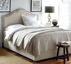 Cheap Upholstered Headboards Canada by Upholstered Wingback Headboard And Footboard How To Make With Wood