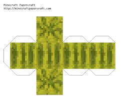 Minecraft Melon Seeds by Papercraft Melon