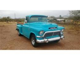 1957 GMC Pickup For Sale | ClassicCars.com | CC-1124143 1957 Gmc 150 Pickup Truck Pictures 1955 To 1959 Chevrolet Trucks Raingear Wiper Systems 12 Ton S57 Anaheim 2013 Gmc Coe Cabover Ratrod Gasser Car Hauler 1956 Chevy Filegmc Suburban Palomino 100 Show Truck Rsidefront 4x4 For Sale 83735 Mcg Build Update 02 Ultra Motsports Llc Happy 100th Gmcs Ctennial Trend Hemmings Find Of The Day Napco Panel Daily Pickup 112 With Dump Bed Big Trucks Bed