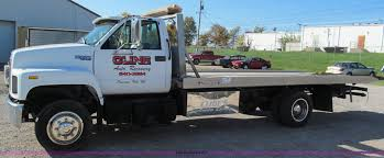 1996 Chevrolet Kodiak Flatbed Tow Truck Item E5609 SOLD Home Bakers Towing 2014 Hino 258 With 21 Jerrdan Steel 6ton Carrier Eastern 2007 Intertional Century Rollback Tow Truck For Sale Youtube Rotating Flatback Dynamic Equipment Mfg 1956 Ford Cab Over Engine Rollback Tow Truck Roll Backsss Used Flatbed Pickup Trucks For Sale Newz Truckschevronnew And Autoloaders Flat Bed Car Carriers 2018 New Freightliner M2 106 At Premier 1996 Chevrolet Kodiak Flatbed Tow Truck Item E5609 Sold Wheel Lifts Edinburg 1951 Chevy 5 Window 25 Ton Deluxe Cab Car Carrier Flat Bed