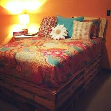 Pallet Twin Bed Twin Bed Made From Pallets Easy Twin Pallet Bed