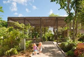 Naples Botanical Garden Visitor Center Lake Flato Architects