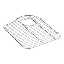 Kohler Whitehaven Sink Rack by Kohler Whitehaven 9 1 8 In X 14 1 2 In Sink Bowl Rack In