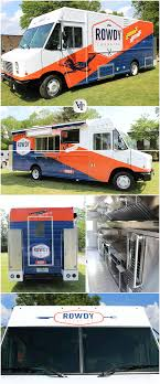 University Of Texas Of San Antonio - Rowdy Curbside | Food Truck ...