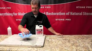 Dupont Bulletproof Tile Sealer by Stone Pro How To Seal Granite Countertops With Stonepro U0027s Pro