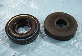 Replacing An Outdoor Faucet Washer by Beveled Washers Vs Flat Washers Plumbing Handyman Wire