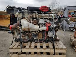 100 International Truck Parts USED 2004 INTERNATIONAL PROSTAR COMPLETE ENGINE FOR SALE 12