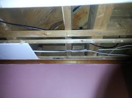 Floor Joist Size Residential by Electrical Is It Okay To Staple Romex To A Floor Joist When