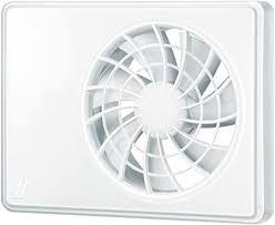 abluftventilator ifan mit intelligenter elektronik verfügt über timer hygrostat drehzahlregler und fernbedienung