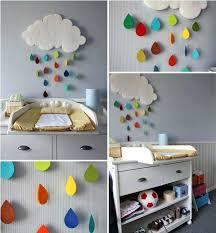 Diy Summer Room Decor Videos Best Kids Rooms Ideas On Organize Girls Cloud Craft Felt