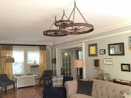 hang wagon wheels from your ceiling wagon wheels farmhouse