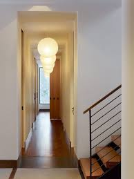 appealing contemporary hallway light fixtures using shaped