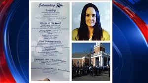 Funeral services held for fallen ficer Ashley Guindon Story