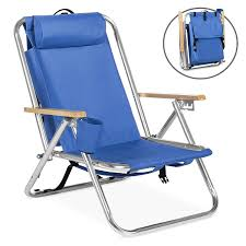 Best Choice Products Backpack Beach Chair Folding Portable Chair Blue Solid  Construction Camping New Gci Outdoor Sports Chair Leisure Season 76 In W X 61 D 59 H Brown Double Recling Wooden Patio Lounge With Canopy And Beige Cushions Amazoncom Md Group Beach Portable Camping Folding Fniture Balcony Best Cape Cod Classic White Adirondack Everyones Obssed With This Heated Peoplecom Extrawide Padded Folding Toy Lounge Chairs Collection Toy Tents And Chairs Ozark Trail 2 Cup Holders Blue Walmartcom Premium Black Stripe Lawn Excellent Costco High Graco Leopard Style Transcoinental Royale Metal