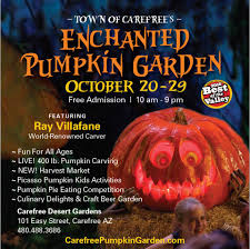 Ray Villafane Pumpkins by If You Only Attend One Halloween Event Phoenix Magazine