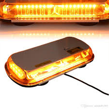 44 LED High Intensity Law Enforcement Emergency Hazard Warning ...