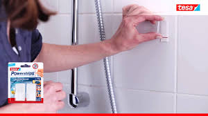 Drilling Through Ceramic Tile by Diy Mount A Hook To Tiles Without Drilling With Waterproof Self