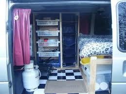 NZ DIY Camper Van Conversion Toyota Hiace
