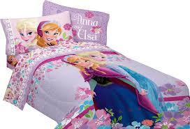 Amazon Disney Frozen Love Blooms Twin forter Home & Kitchen