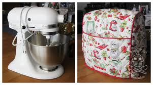 Kitchenaid Mixer Dust Cover Pattern Room Image and Wallper 2017