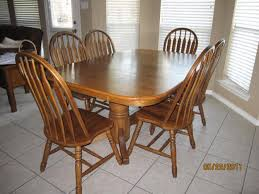 Kitchen Designs Traditional Style Wooden Oak Kitchen Tables