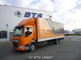 100 4x2 Truck DAF LF 220 DortmundDE Euro Norm 6 43250 BTS Used