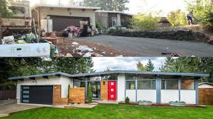 100 Mid Century Modern Remodel HUGE HOARDER HOUSE REMODEL YouTube