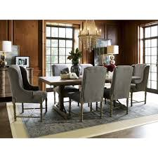 Universal Brussels Grey Wood Dining Chairs (Set Of 2) (Chair ...