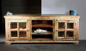 Image Of Farmhouse Style Entertainment Center