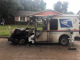 Postal Truck Erupts In Flames After Mail Carrier Smells Gas While ... Inside The Postal Truck Youtube Youve Got Mail Truck Nhtsa Document Previews Mahindra Usps Vehicle Long Life Vehicles Last 25 Years But Age Shows Now Uncle Sam Bets On Selfdriving Trucks To Save Post Office Inglewood Service Employee Accomplice Charged After Nearly Three People Injured In Mhattan Being Run Over By Driver Clean Energy Fuels Corp Adds Natural Gas Fleets Transport Topics Moneylosing Hopes Trump Will Allow It Alter Does Mail Get Delivered 4th Of July Robbed At Gunpoint South La Video Us Postal Goes Rogue Miamidade County Curbside Classic 1982 Jeep Dj5 Dispatcherstill Delivering The