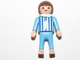 playmobil junge figur aus 5324 badezimmer ebay