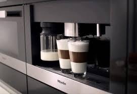 Miele CVA6405 Double Cups This Coffee Maker