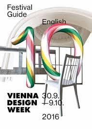 VIENNA DESIGN WEEK GUIDE 2016 EN By Ana Berlin