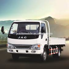 4*2 Jac Light-duty Truck/small Cargo Truck/mini Truck - Buy Light ...
